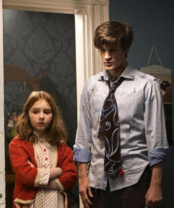 The Doctor and Young Amelia