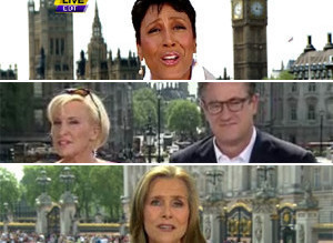 News Coverage of the Royal Wedding
