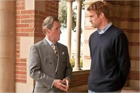 Princes William and Charles