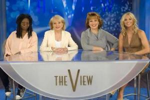 The ladies from The View