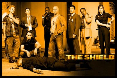 The Sopranos of Cop Shows