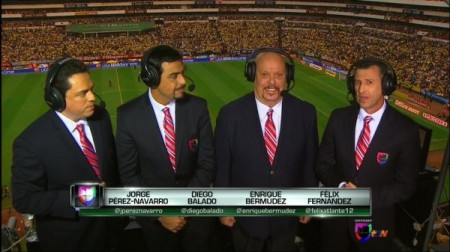 Univision: football coverage you can count by!