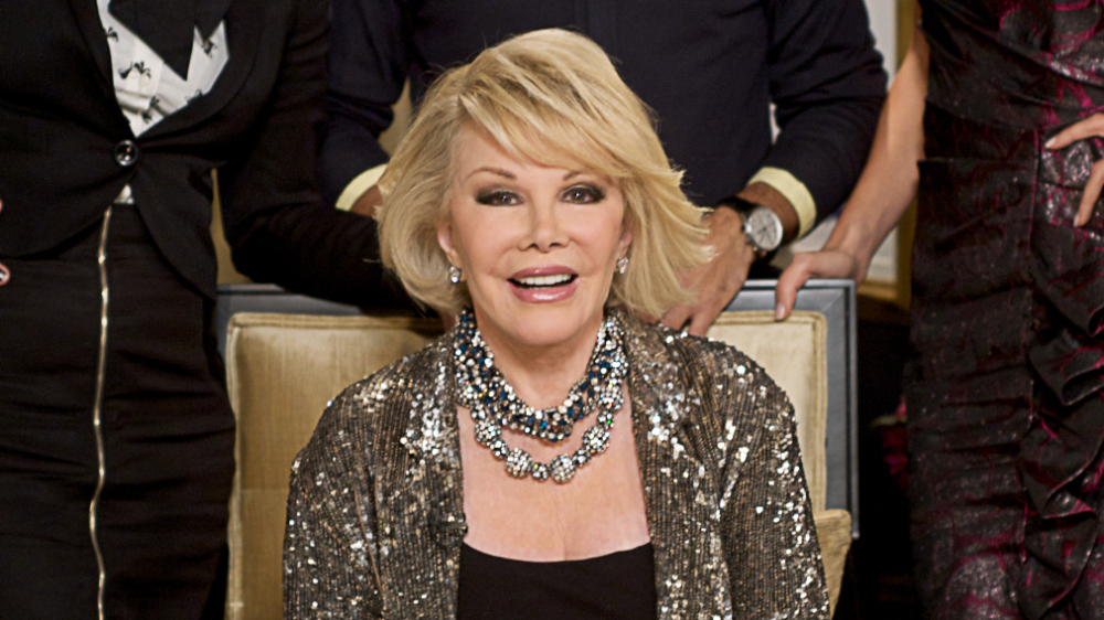 Joan Rivers Fashion Police Funny Moments Compilation The goon squad are coming to