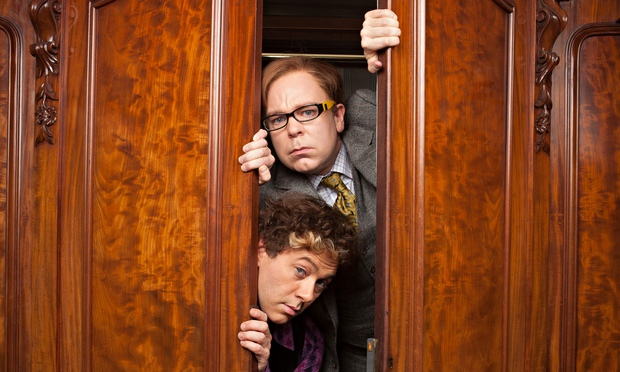 There's No Escape To Narnia In Inside No 9!
