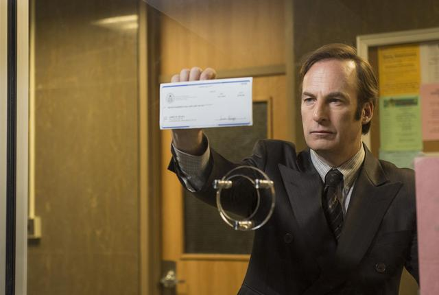 Check out Better Call Saul!