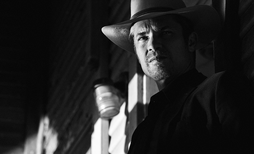 I love those old black-and-white westerns!