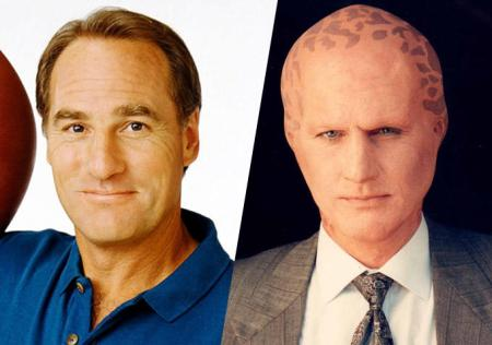 This is what Craig T Nelson looks like before make-up!