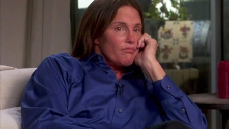 Bruce Jenner scours room for Ted Cruz before coming out as Republican!