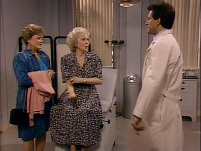 HIV and The Golden Girls