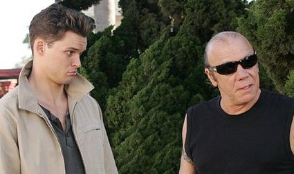 Dayton Callie prepares for Sons of Anarchy