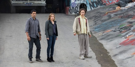 Fear The Walking Dead is set in LA...it's going to be a short show!