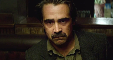 Colin Farrell after reading the reviews of True Detective Season 2